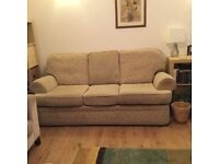 M and S settee and 2 chairs