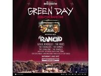 GREEN DAY HYDE PARK BST JULY 1ST PRIORITY ENTRY