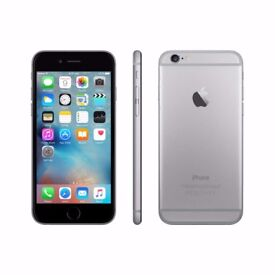 iPhone 6 - 64GB - Like New Condition - UNLOCKED, Black Silver