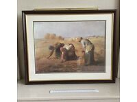 Print and Frame. The Gleaners