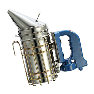 Rechargeable Bee Hive Smoker Stainless Steel Beekeeping Equipment