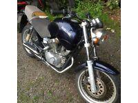Saches roadster 125 vtwin Yamaha