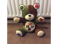 Gaelic Teddy Bear
