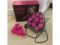 Mark Hill Heated Rollers