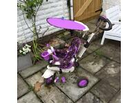 Times trike purple