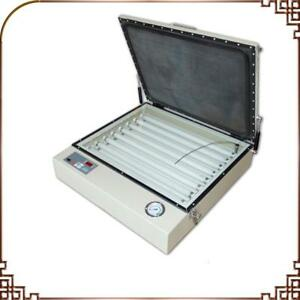 Commercial Precise UV Vacuum Exposure Unit 24*20In Screen Print Plate Die Making 219106