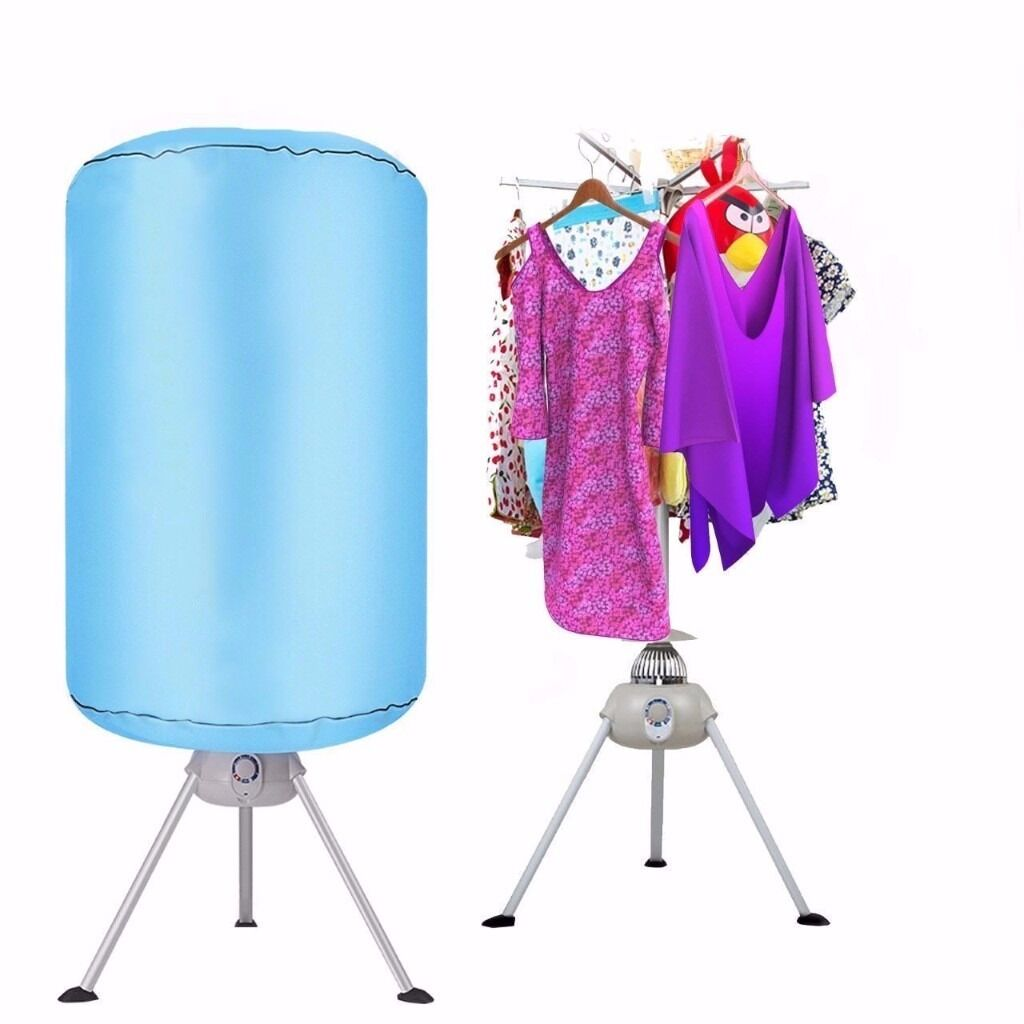 Electric Clothes Dryer ~ New portable electric clothes dryer indoor home dorms best