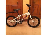 "Boy's bike - 18"" Apollo 'Force'. Nearly new condition and hardly used."