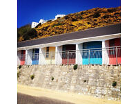 Beach hut for rent Boscombe/Bournemouth £40 per day , Some Sep/Oct days available