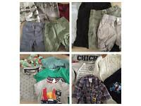 Boys 12-18mth Bundle - 19 Items