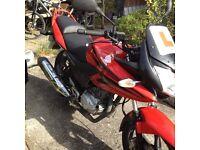Honda cbf 124