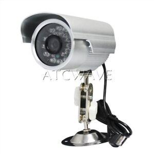 USB Night Vision CCTV Security Camera For DVR Recorder Micro SD Card Slot A++