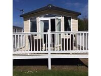 Berwick Holiday Centre caravan for hire