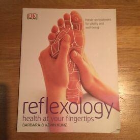 NEW Reflexology book