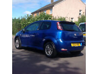 FIAT PUNTO GBT 1.4 PETROL LOW MILEAGE 49,000 ONLY! EXCELLENT CONDITION 12 MONTH M.O.T