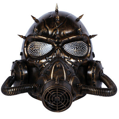 Maschera Steampunk. - Accessori Halloween adulto