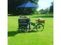 Traditional Ice Cream Bikes/ Tricycles & Vintage Ice Cream Van