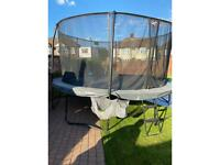 Exit Trampolin for sale (4m radius size)