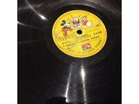 Mickey's Grand Opera LP in sleeve vgc