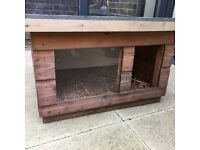 Medium size cat kennel / small dog kennel