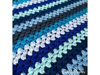 Crochet baby Blankets!