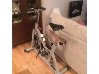 Exercise bike in excellent conditions for sale