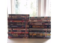 mix of 27 dvd's Great xmas gift for a lad+