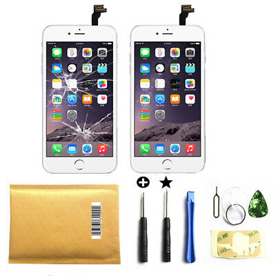 """For iphone 6 plus 5.5"""" LCD screen replacement digitizer assembly display White"""