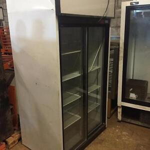 Habco Cooler - Glass door refrigerator