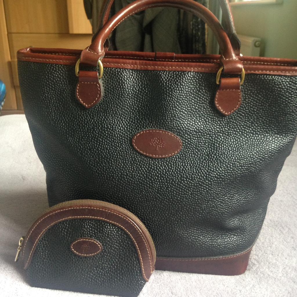 Authentic Mulberry bag and coin purse  82e0ad2fb2e53