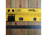 ANGLE MEASURE/ SPIRIT LEVEL TILING MASONRY TOOL- Powerful Profi 63679
