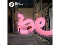 Free design + advertising night school programme, D&AD