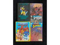 Marvel / Masters of the Universe Annuals Comics