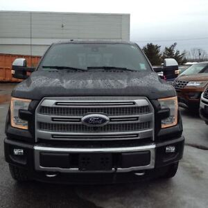2015 Ford F-150 Platinum/FULLY LOADED,  MINT !!!!!!!