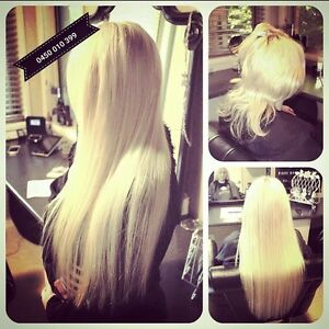 TRAINING hair extensions One on One classes Mobile or Salon East Brisbane Brisbane South East Preview