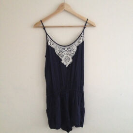 MONSOON trendy summer playsuit size XS/S