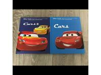 Disney Cars Movie Collection Books