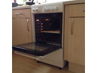 Belling Cooker, Electric, integral grill, used 4 weeks only, immaculate condition