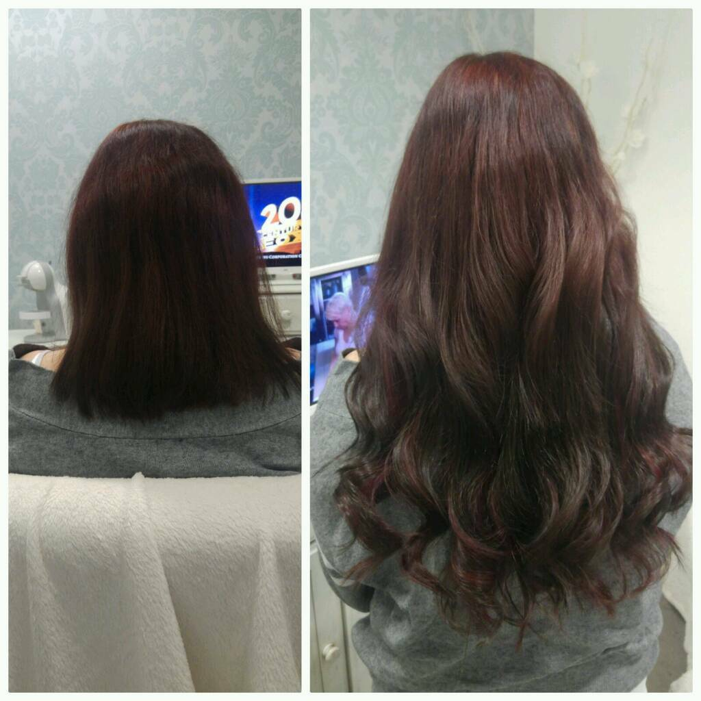 HAIR EXTENSIONS BERKSHIRE**RUSSIAN HAIR**TOP QUALITY**NEW NON