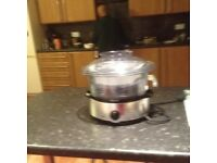 Tefal steam cuisine steamer