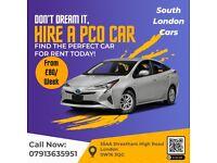**£80 PER WEEK** / PCO Car Rent/ PCO Car Hire / Rent / Uber / Toyota Prius [ Streatham Office ]