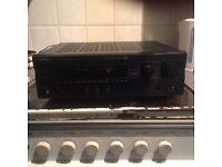 Yamaha AV amplifier DSP-A595a