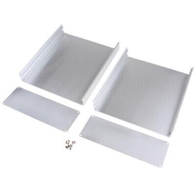 Aluminum Project Box Diy Electronic Enclosure Junction Case 200x178x62mm