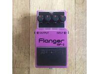 Vintage BOSS BF2 Flanger