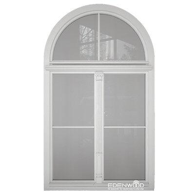 Denkmalschutzfenster Holzfenster für Altbau Rundbogenfenster Maßanfertigung F2
