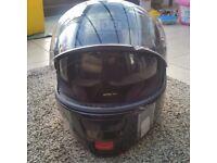 Shoei Neotec Borealis Helmet Black/Grey size M