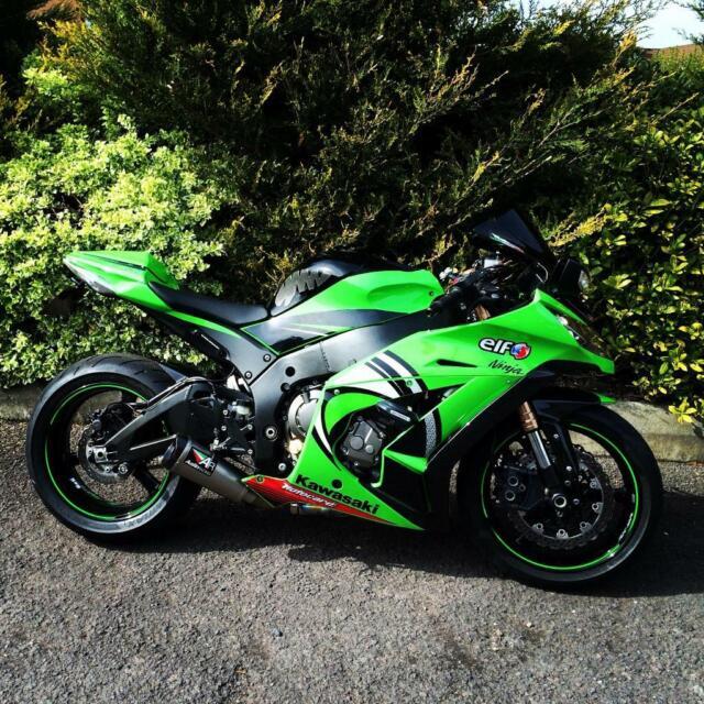 Kawasaki Ninja ZX10R (SOLD) | in Ballyclare, County Antrim | Gumtree