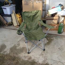 Camping Chair - excellent condition