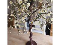 Blossom tree hire / florist / artificial flowers / foam flowers / fresh flowers / centre pieces