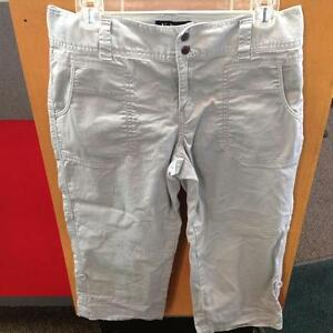 Unlisted Capri Pants, size 8, Grey (sku: 3WVEHB)